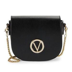 Valentino by Mario Valentine Saddle Crossbody Bag